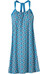 Prana W's Quinn Dress Blue Guava